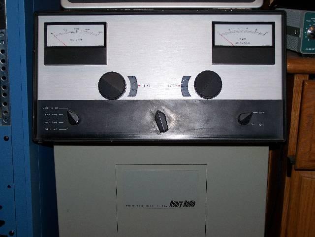 W4CLM Henry 2K Amplifier Overhaul